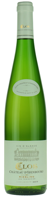 AOC Alsace Riesling 2012